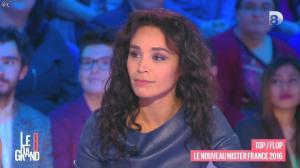 Aida Touihri dans le Grand 8 - 11/03/16 - 07