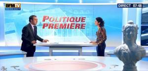 Apolline De Malherbe dans Politique Premiere - 08/10/13 - 01