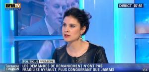 Apolline De Malherbe dans Politique Première - 13/11/13 - 04