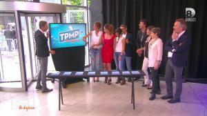 Caroline Ithurbide et Clio Pacjzer dans Touche pas à mon Poste - 17/06/16 - 02
