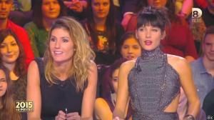 Caroline Ithurbide et Erika Moulet dans 2015 au Poste - 29/12/15 - 04