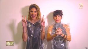 Caroline Ithurbide et Erika Moulet dans 2015 au Poste - 29/12/15 - 06