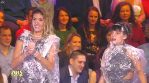 Caroline Ithurbide et Erika Moulet dans 2015 au Poste - 29/12/15 - 07