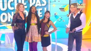 Caroline Ithurbide et Erika Moulet dans Touche pas à mon Poste - 02/10/15 - 10