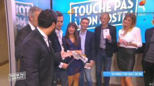 Caroline Ithurbide et Erika Moulet dans Touche pas à mon Poste - 07/10/15 - 08