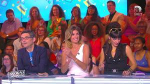 Caroline Ithurbide et Erika Moulet dans Touche pas à mon Poste - 30/06/16 - 10