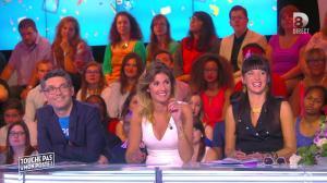 Caroline Ithurbide et Erika Moulet dans Touche pas à mon Poste - 30/06/16 - 16