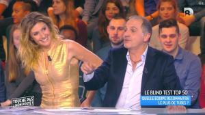 Caroline Ithurbide dans Touche pas à mon Poste - 01/02/16 - 02