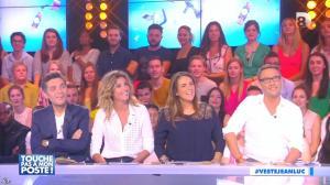 Caroline Ithurbide dans Touche pas à mon Poste - 01/07/15 - 01