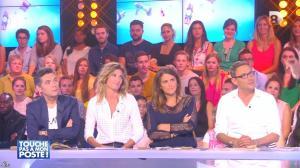 Caroline Ithurbide dans Touche pas à mon Poste - 01/07/15 - 02