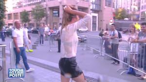 Caroline Ithurbide dans Touche pas à mon Poste - 01/07/15 - 03