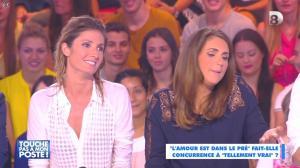 Caroline Ithurbide dans Touche pas à mon Poste - 01/07/15 - 05