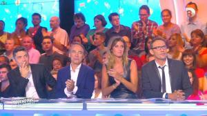 Caroline Ithurbide dans Touche pas à mon Poste - 01/09/15 - 01