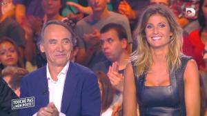 Caroline Ithurbide dans Touche pas à mon Poste - 01/09/15 - 02
