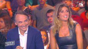 Caroline Ithurbide dans Touche pas à mon Poste - 01/09/15 - 03