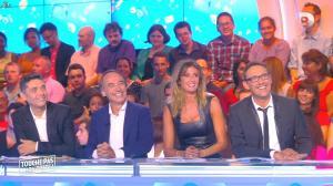 Caroline Ithurbide dans Touche pas à mon Poste - 01/09/15 - 04