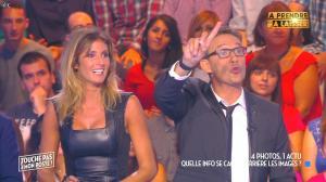 Caroline Ithurbide dans Touche pas à mon Poste - 01/09/15 - 05