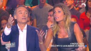Caroline Ithurbide dans Touche pas à mon Poste - 01/09/15 - 06