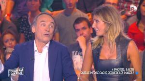 Caroline Ithurbide dans Touche pas à mon Poste - 01/09/15 - 07