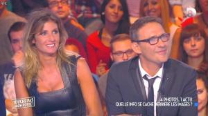 Caroline Ithurbide dans Touche pas à mon Poste - 01/09/15 - 08