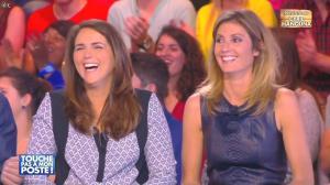 Caroline Ithurbide dans Touche pas à mon Poste - 02/06/15 - 12