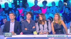 Caroline Ithurbide dans Touche pas à mon Poste - 02/06/15 - 14