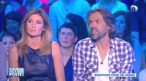Caroline Ithurbide dans Touche pas à mon Poste - 02/06/15 - 18