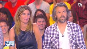 Caroline Ithurbide dans Touche pas à mon Poste - 02/06/15 - 19