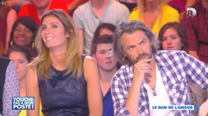 Caroline Ithurbide dans Touche pas à mon Poste - 02/06/15 - 20