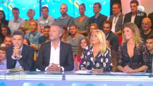 Caroline Ithurbide dans Touche pas à mon Poste - 02/10/15 - 08