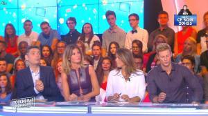 Caroline Ithurbide dans Touche pas à mon Poste - 03/09/15 - 02