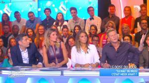 Caroline Ithurbide dans Touche pas à mon Poste - 03/09/15 - 05