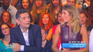 Caroline Ithurbide dans Touche pas à mon Poste - 03/09/15 - 06