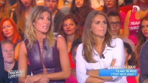 Caroline Ithurbide dans Touche pas à mon Poste - 03/09/15 - 07