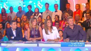 Caroline Ithurbide dans Touche pas à mon Poste - 03/09/15 - 08