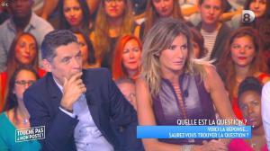 Caroline Ithurbide dans Touche pas à mon Poste - 03/09/15 - 09