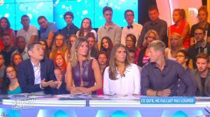 Caroline Ithurbide dans Touche pas à mon Poste - 03/09/15 - 11