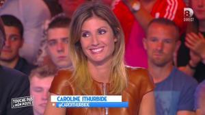 Caroline Ithurbide dans Touche pas à mon Poste - 04/07/16 - 05