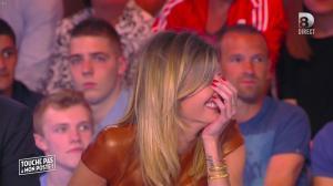Caroline Ithurbide dans Touche pas à mon Poste - 04/07/16 - 12