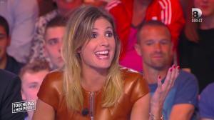 Caroline Ithurbide dans Touche pas à mon Poste - 04/07/16 - 13