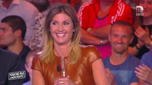 Caroline Ithurbide dans Touche pas à mon Poste - 04/07/16 - 18