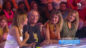 Caroline Ithurbide dans Touche pas à mon Poste - 04/07/16 - 30