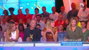 Caroline Ithurbide dans Touche pas à mon Poste - 04/07/16 - 31