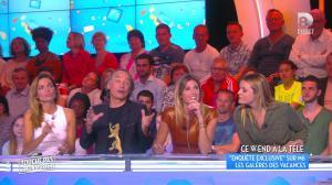 Caroline Ithurbide dans Touche pas à mon Poste - 04/07/16 - 32