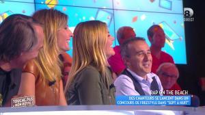 Caroline Ithurbide dans Touche pas à mon Poste - 04/07/16 - 41