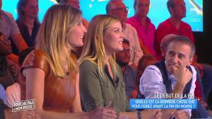 Caroline Ithurbide dans Touche pas à mon Poste - 04/07/16 - 50