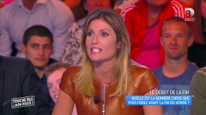 Caroline Ithurbide dans Touche pas à mon Poste - 04/07/16 - 53