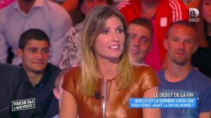 Caroline Ithurbide dans Touche pas à mon Poste - 04/07/16 - 54