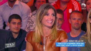 Caroline Ithurbide dans Touche pas à mon Poste - 04/07/16 - 56