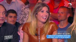 Caroline Ithurbide dans Touche pas à mon Poste - 04/07/16 - 59